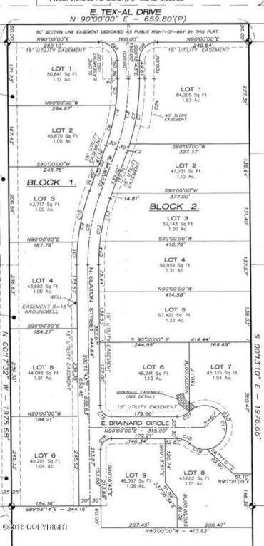 6405 E Brainard Circle, Wasilla, AK 99654 (MLS #18-12488) :: Core Real Estate Group
