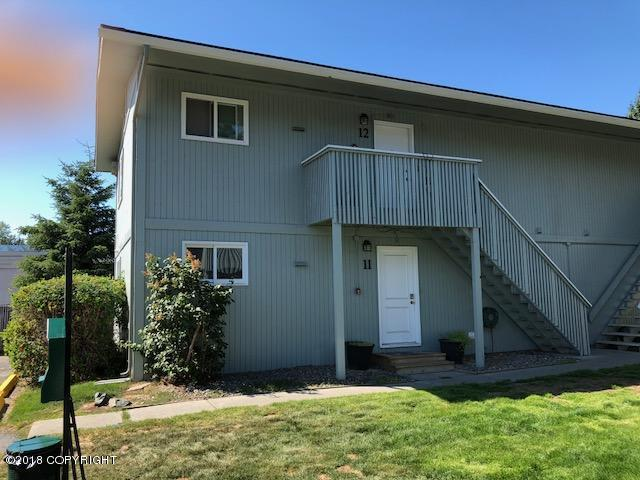 170 Grand Larry Street #C-12, Anchorage, AK 99504 (MLS #18-12492) :: RMG Real Estate Network | Keller Williams Realty Alaska Group
