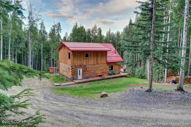 1268 Linz Drive, Fairbanks, AK 99712 (MLS #18-12871) :: Channer Realty Group