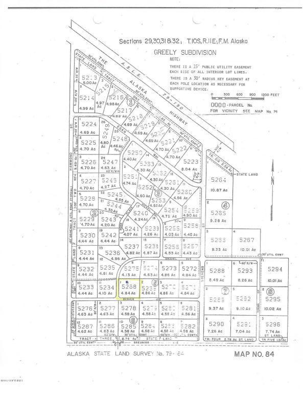 L1 B5 Begich Avenue, Delta Junction, AK 99737 (MLS #18-13660) :: Synergy Home Team