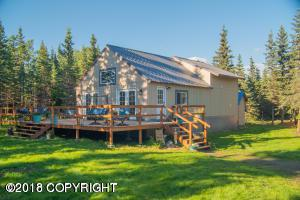 Tr 4 Crooked Creek, Kasilof, AK 99610 (MLS #18-13781) :: Channer Realty Group