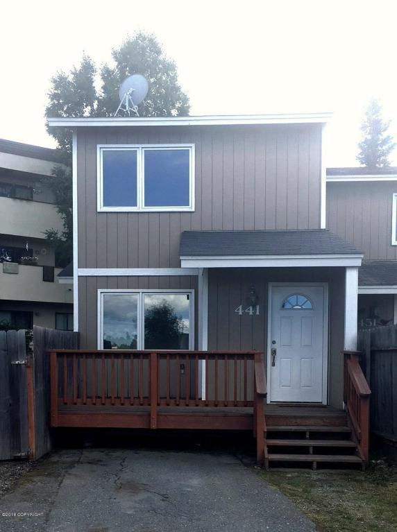 441 Capricorn Circle, Anchorage, AK 99508 (MLS #18-13960) :: Channer Realty Group