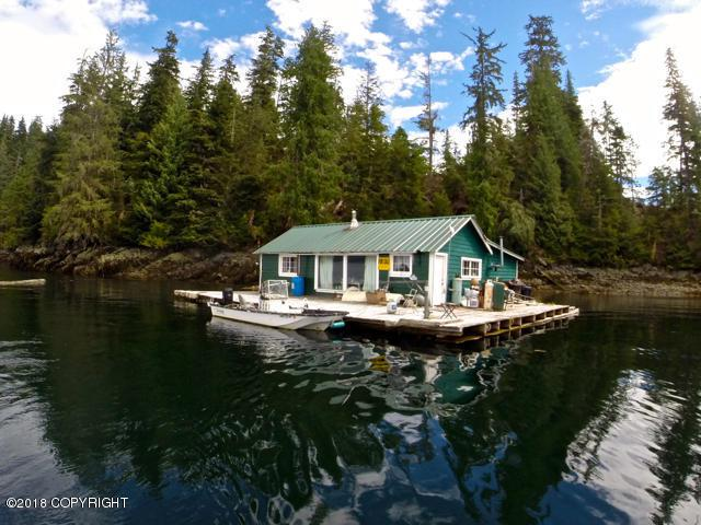 000 Thorne Bay Float House, Thorne Bay, AK 99919 (MLS #18-13971) :: Channer Realty Group