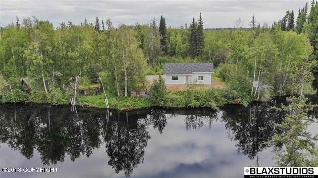 1599 Chena Pump Road, Fairbanks, AK 99709 (MLS #18-13977) :: Team Dimmick