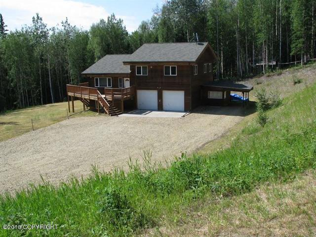1205 Richard Berry Drive, Fairbanks, AK 99709 (MLS #18-14102) :: Synergy Home Team