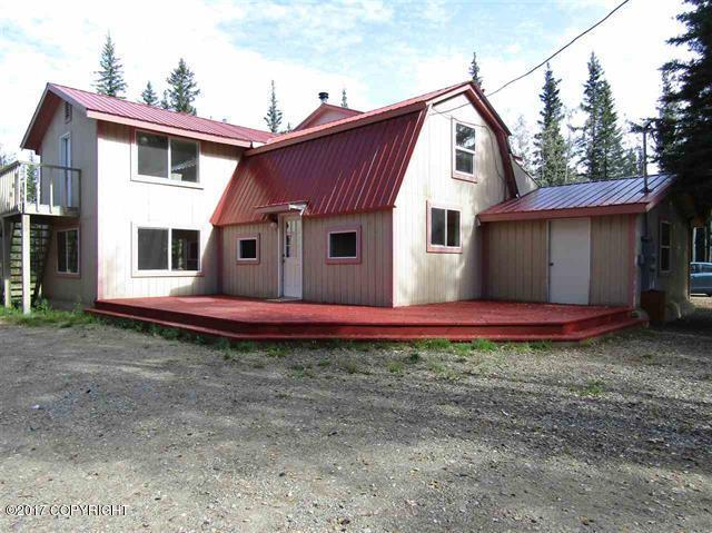 7058 Trails End, Delta Junction, AK 99737 (MLS #18-14197) :: Synergy Home Team