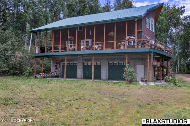 4235 Parks Ridge Road, Fairbanks, AK 99709 (MLS #18-14212) :: Synergy Home Team