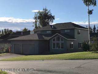 16555 Baird Circle, Eagle River, AK 99577 (MLS #18-14285) :: Core Real Estate Group