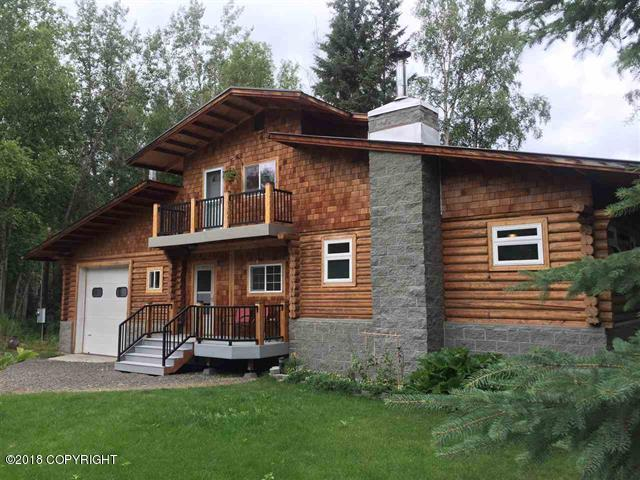 4590 Elliott Lane, Fairbanks, AK 99709 (MLS #18-14371) :: RMG Real Estate Network | Keller Williams Realty Alaska Group