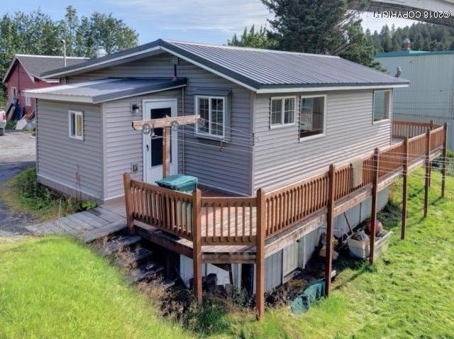 416 Sargent Drive, Kodiak, AK 99615 (MLS #18-15155) :: Team Dimmick
