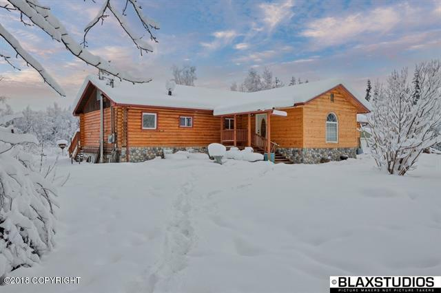 2095 Bradway Road, North Pole, AK 99705 (MLS #18-1523) :: Channer Realty Group