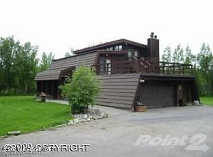 19561 Klondike Drive, Chugiak, AK 99567 (MLS #18-15415) :: RMG Real Estate Network | Keller Williams Realty Alaska Group