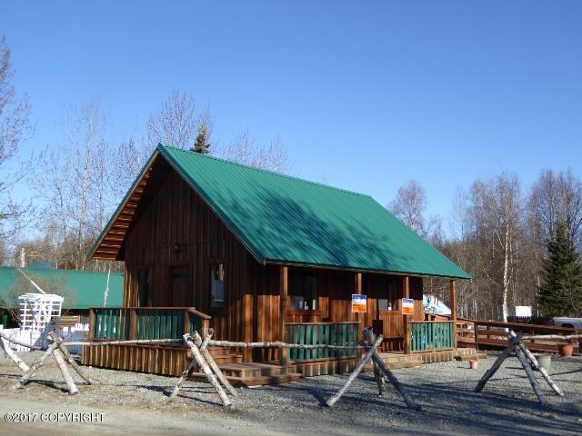 22160 S Railroad Avenue, Talkeetna, AK 99676 (MLS #18-1547) :: RMG Real Estate Network | Keller Williams Realty Alaska Group
