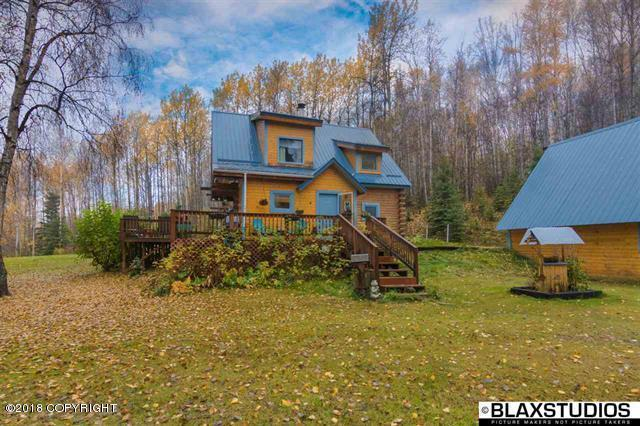 1179 Violet Drive, Fairbanks, AK 99712 (MLS #18-16410) :: Team Dimmick