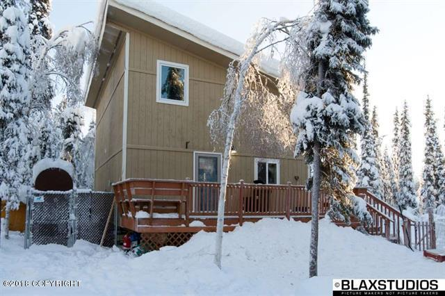 710 Lowell Road, Fairbanks, AK 99712 (MLS #18-1657) :: Channer Realty Group