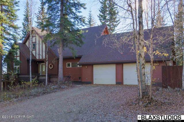 945 Haman Street, Fairbanks, AK 99709 (MLS #18-17126) :: RMG Real Estate Network | Keller Williams Realty Alaska Group