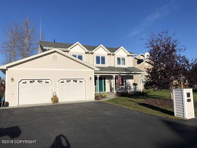 2702 Chief Alexander Drive, Fairbanks, AK 99709 (MLS #18-17140) :: Core Real Estate Group