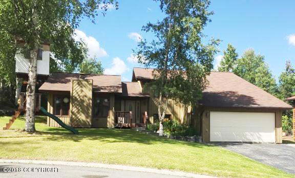 4320 Gannett Circle, Anchorage, AK 99504 (MLS #18-18585) :: Core Real Estate Group