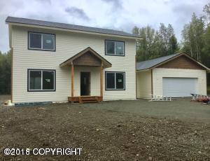 2871 N Sally Mae Circle, Wasilla, AK 99623 (MLS #18-18705) :: Alaska Realty Experts