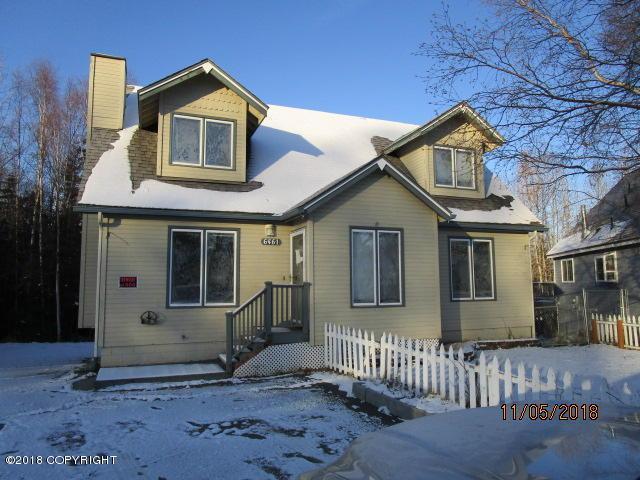 6461 Teshlar Circle, Anchorage, AK 99507 (MLS #18-19381) :: Channer Realty Group