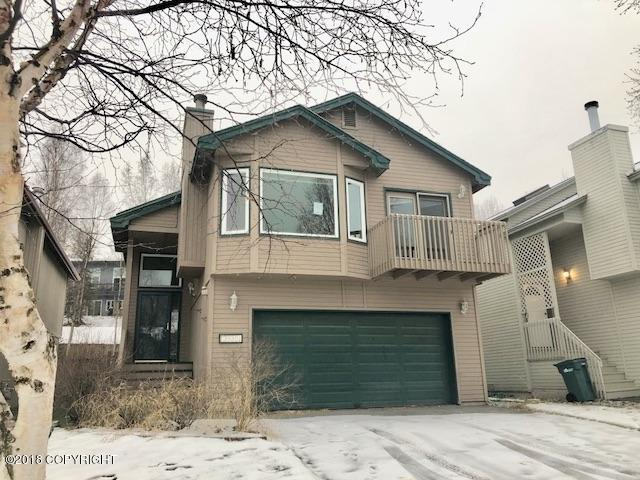 3830 Reflection, Drive, Anchorage, AK 99504 (MLS #18-19420) :: RMG Real Estate Network | Keller Williams Realty Alaska Group