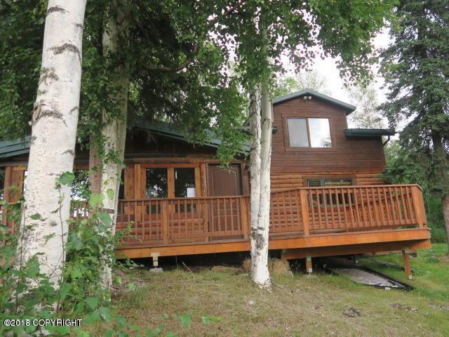 2260 S Birch Lake Drive, Big Lake, AK 99652 (MLS #18-19614) :: RMG Real Estate Network | Keller Williams Realty Alaska Group