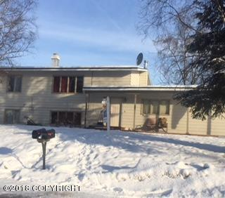 2121 Paxson Drive, Anchorage, AK 99504 (MLS #18-2358) :: Real Estate eXchange