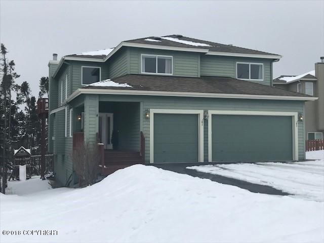 16208 Headlands Circle, Anchorage, AK 99516 (MLS #18-2576) :: Northern Edge Real Estate, LLC