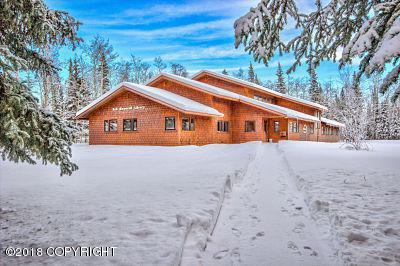 200 College Road, Glennallen, AK 99588 (MLS #18-2775) :: Core Real Estate Group