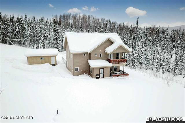 1518 Birch Hollow Court, Fairbanks, AK 99712 (MLS #18-3273) :: Channer Realty Group