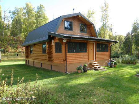 81-196 S Talkeetna River Trail, Talkeetna, AK 99676 (MLS #18-3641) :: Northern Edge Real Estate, LLC