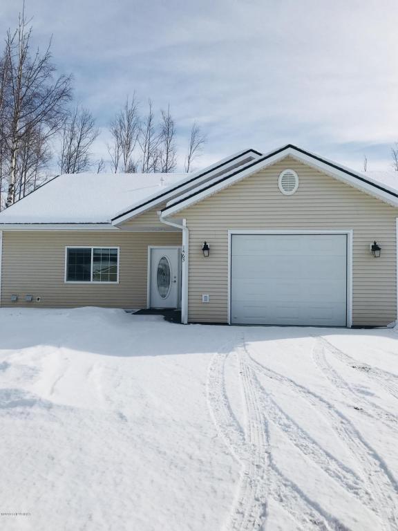 1463 S Center Point Drive, Wasilla, AK 99654 (MLS #18-3647) :: Northern Edge Real Estate, LLC