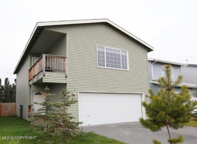 3069 Seclusion Bay Drive, Anchorage, AK 99515 (MLS #18-3885) :: Channer Realty Group