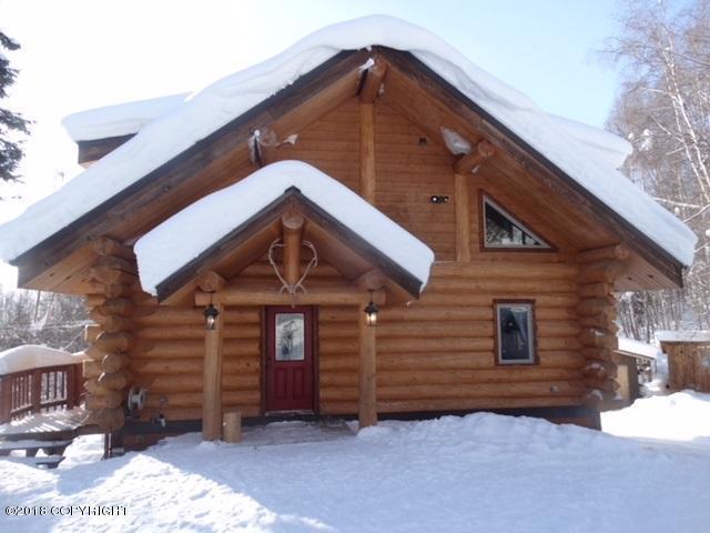 1600 Goldpointe Drive, Fairbanks, AK 99709 (MLS #18-4086) :: Core Real Estate Group