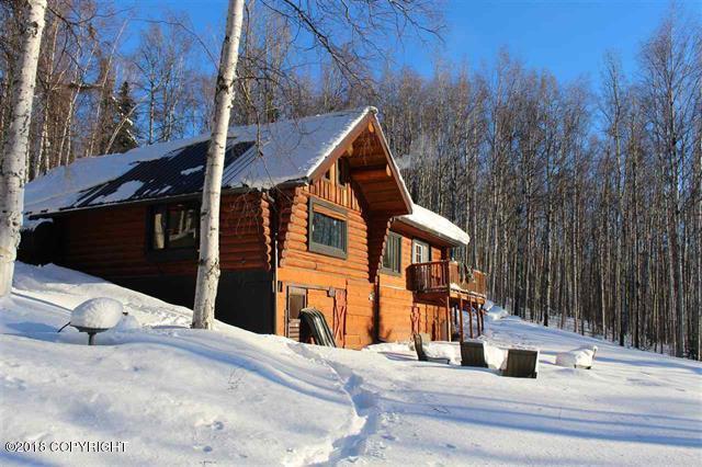 1405 Great View Lane, Fairbanks, AK 99701 (MLS #18-4214) :: Northern Edge Real Estate, LLC
