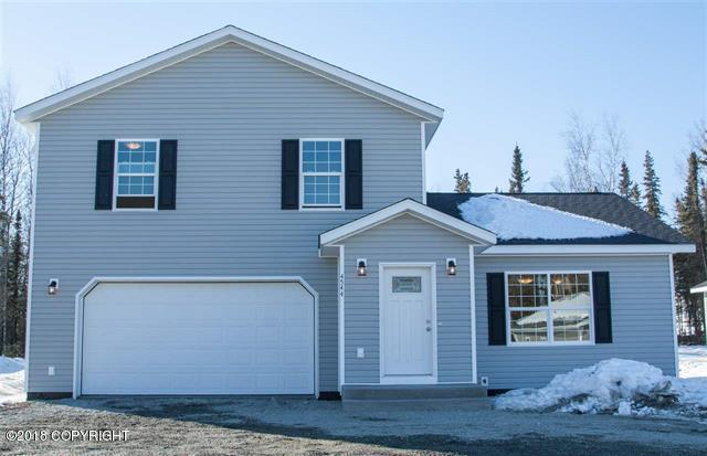 L12 BC Therron Street, North Pole, AK 99705 (MLS #18-4237) :: Northern Edge Real Estate, LLC