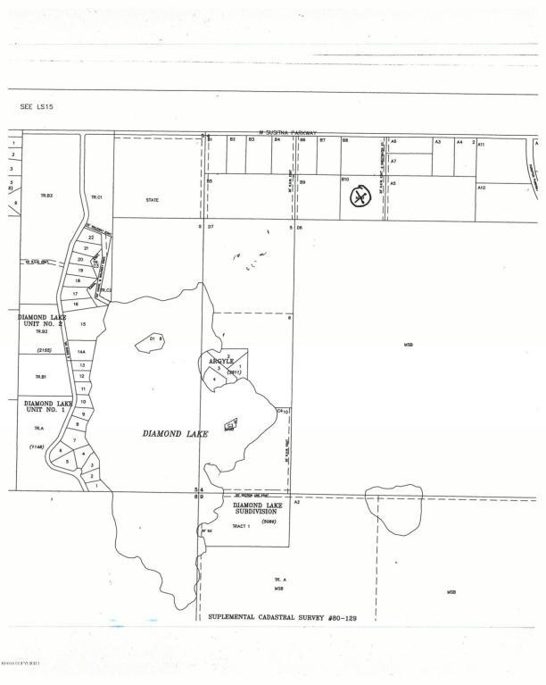 6218 S Sweetwater Lane, Big Lake, AK 99652 (MLS #18-4739) :: Synergy Home Team