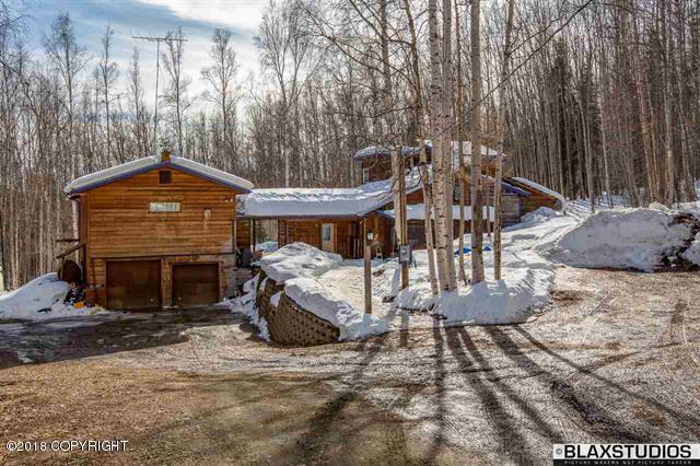 289 Rainbow Ridge Road, Fairbanks, AK 99712 (MLS #18-5850) :: Channer Realty Group