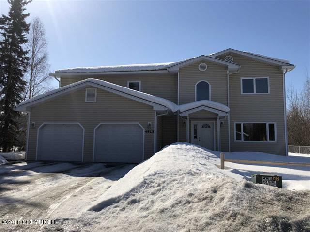 4925 Amherst Drive, Fairbanks, AK 99709 (MLS #18-5985) :: Team Dimmick