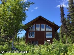 26629 W Lakeshore Circle, Willow, AK 99688 (MLS #18-6016) :: Northern Edge Real Estate, LLC
