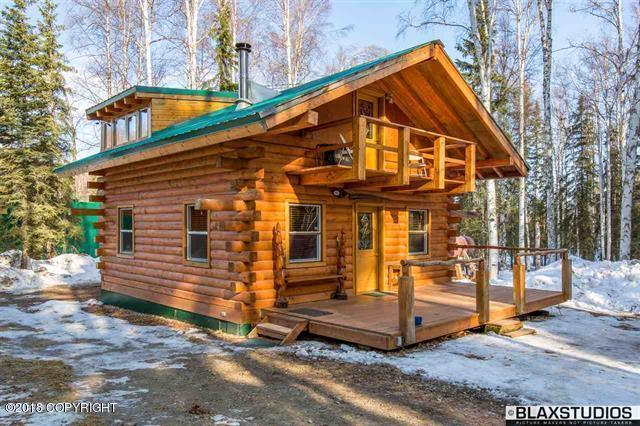 4100 Kallenberg Road, Fairbanks, AK 99709 (MLS #18-6027) :: Northern Edge Real Estate, LLC
