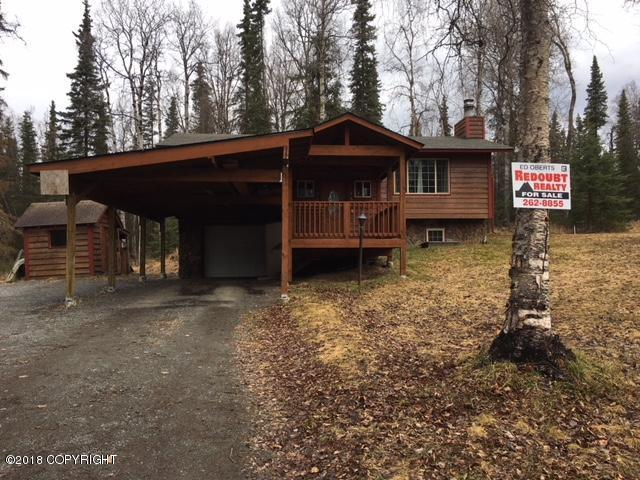 44530 Lumberjack Lane, Soldotna, AK 99669 (MLS #18-6624) :: Team Dimmick