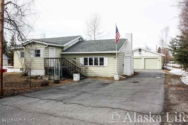 309 W 6th Avenue, North Pole, AK 99705 (MLS #18-6954) :: Team Dimmick