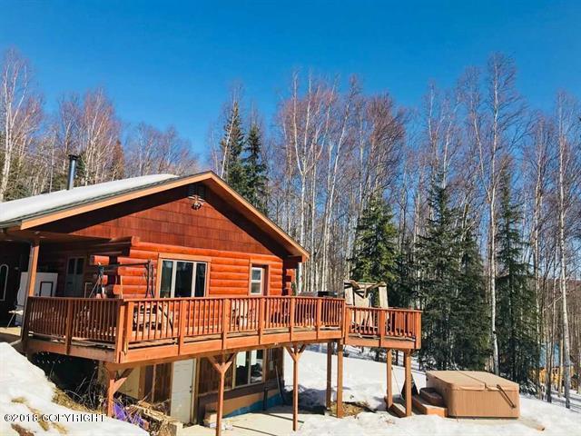 626 Prospectors Trail, Fairbanks, AK 99712 (MLS #18-7182) :: Team Dimmick