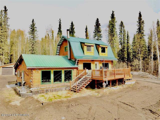 268 Breeze Road, Fairbanks, AK 99712 (MLS #18-8137) :: Team Dimmick