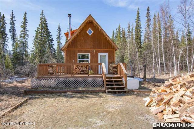 454 Alexander Avenue, Fairbanks, AK 99709 (MLS #18-8254) :: Team Dimmick