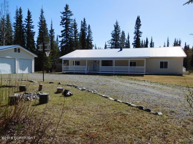 L19 Silver Springs, Copper Center, AK 99573 (MLS #18-8258) :: Team Dimmick