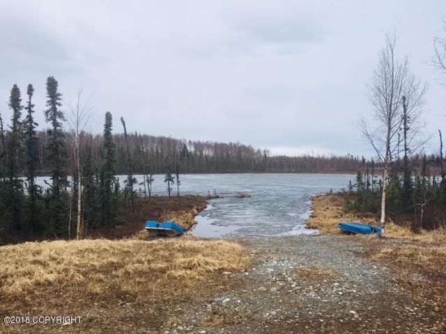 3775 S Guyzer Road, Big Lake, AK 99623 (MLS #18-8290) :: Northern Edge Real Estate, LLC