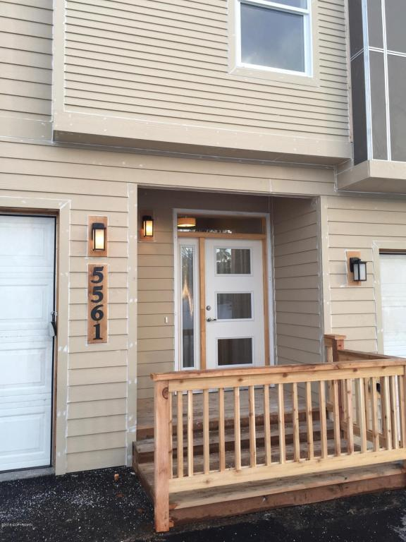 5561 Big Bear Way #23, Anchorage, AK 99504 (MLS #18-858) :: Real Estate eXchange