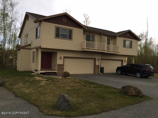 2843 S Avalon Circle #2, Wasilla, AK 99654 (MLS #18-8658) :: Channer Realty Group